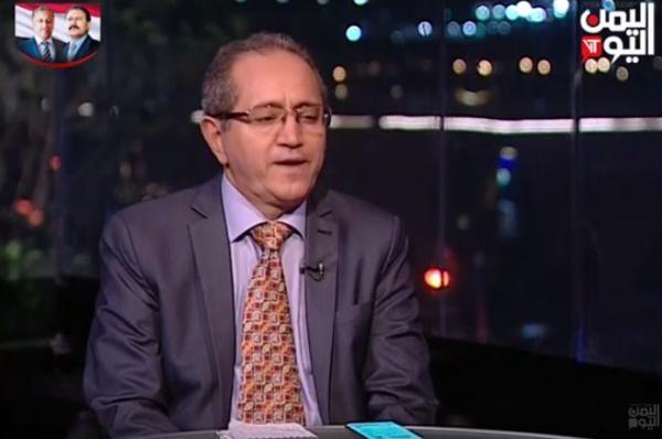 النهاري: قوى فبراير لجأت لتفجير جامع الرئاسة بعد عجزها في تمرير مشاريعها الانقلابية